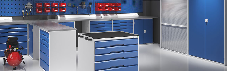 armoire d atelier a tiroirs armoire a