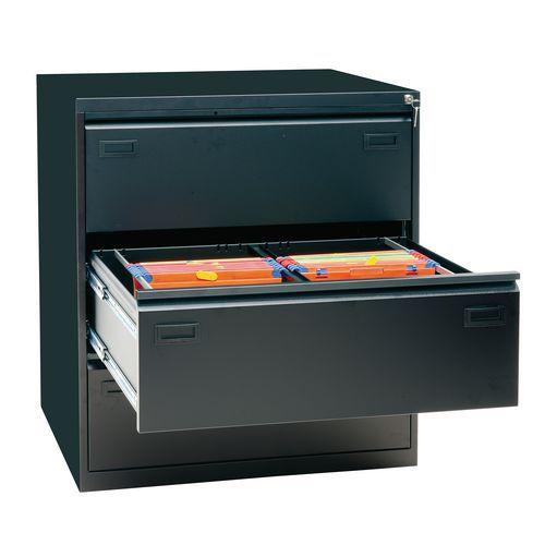 classeur a tiroirs avec double largeur de tiroir manutan fr