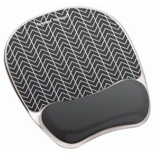 tapis de souris ergonomique avec repose poignet gel manutan fr