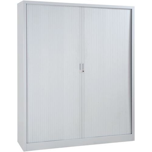 armoire a rideaux extra large en kit largeur 160 cm manutan fr