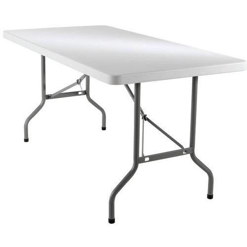 table pliante lifetime 183 x 76 cm 8 personnes manutan fr