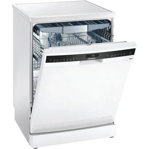 lave vaisselle siemens sn258w00te 14couv blanc manutan fr