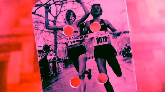 The Art Of Running Man V Miles