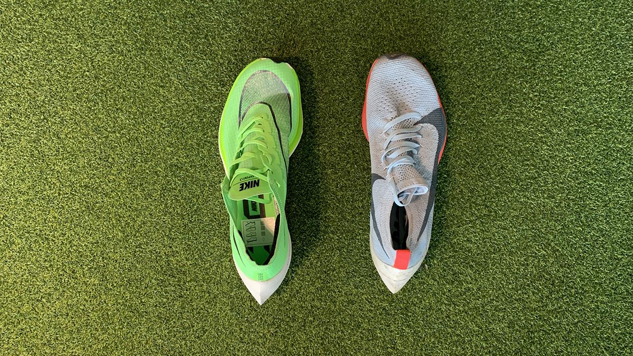 Nike ZoomX Vaporfly Next% Review vs Vaporfly Elite ...