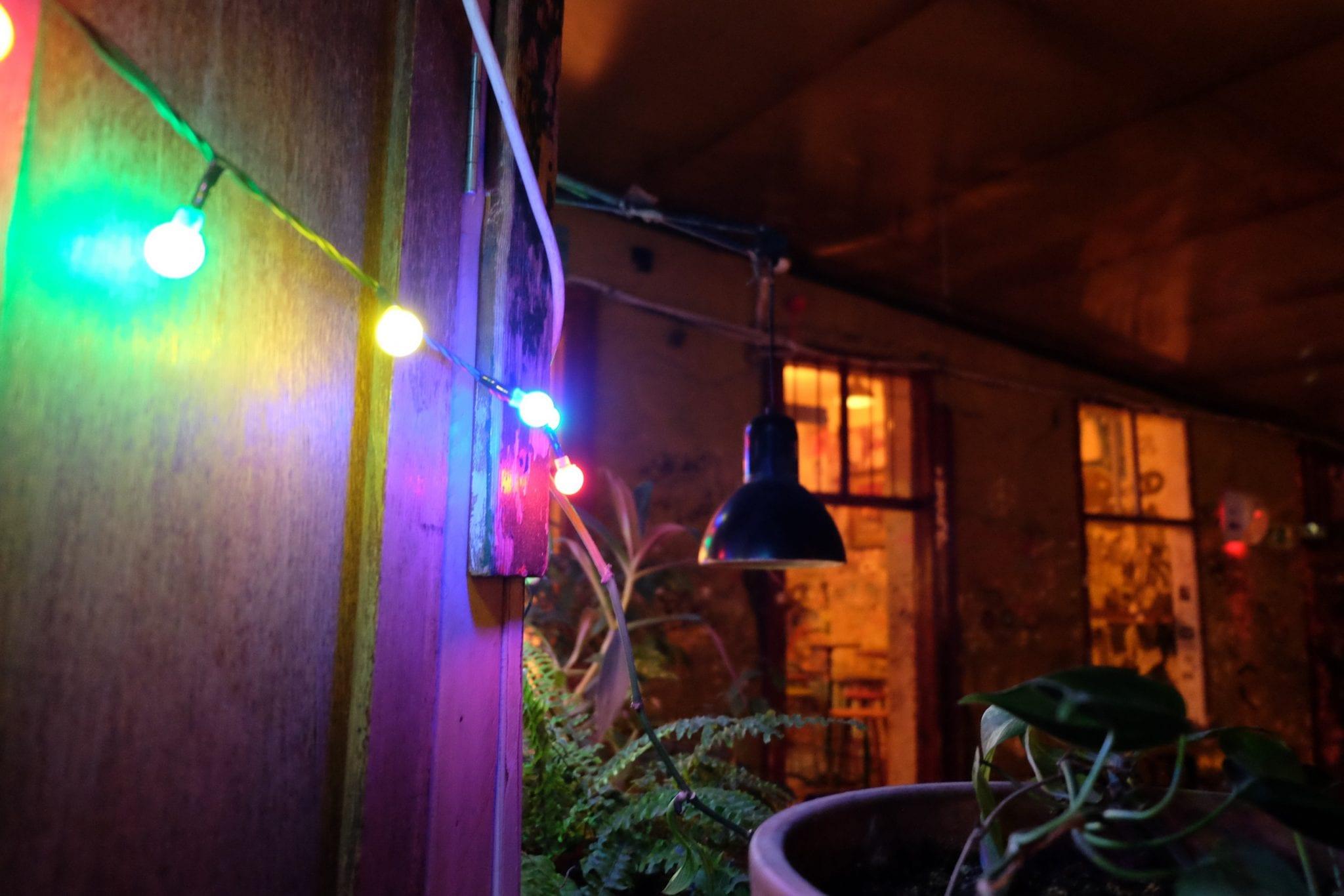 Simpla Kert interior lights