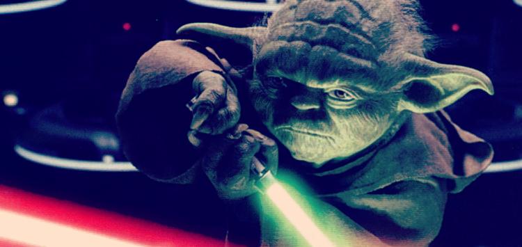 Yoda Palpatine Star Wars