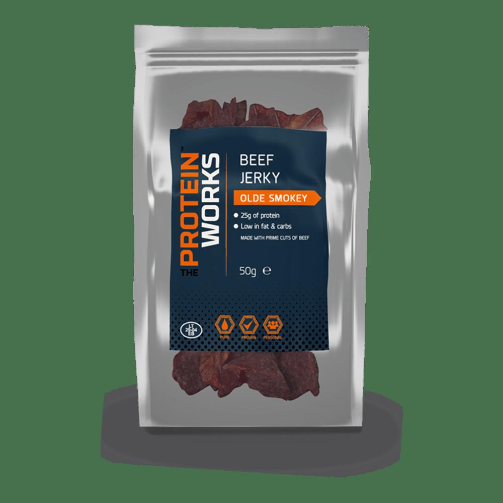 Protein Works Jerky