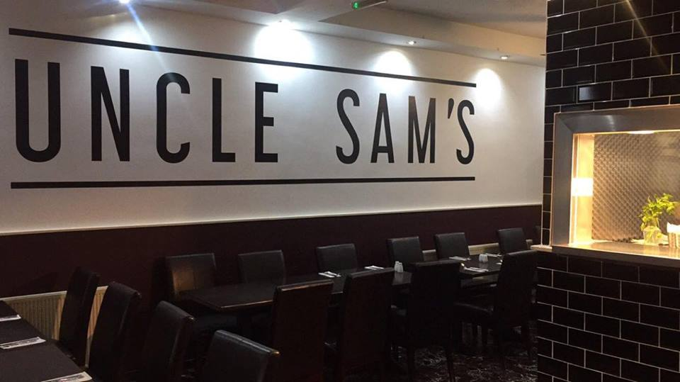Uncle Sams' Liverpool - Inside