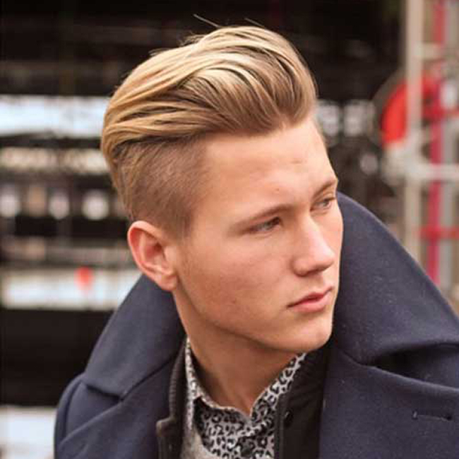 Popular Vintage Mens Hairstyles The Man Wants Guide Man Wants