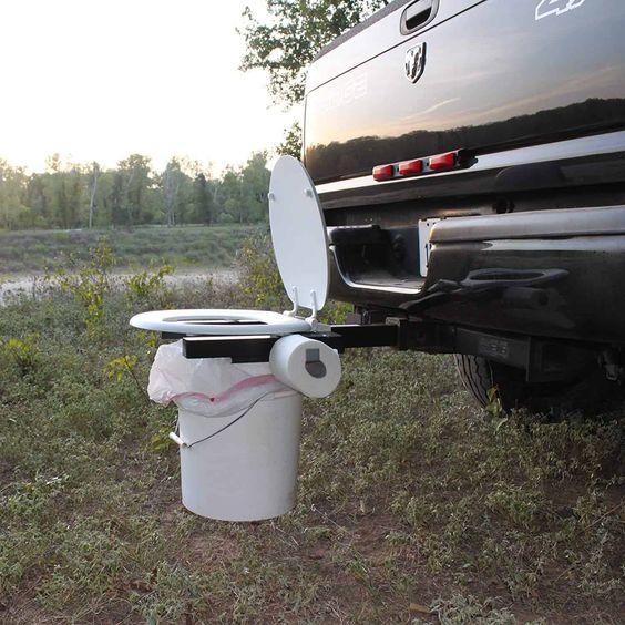 Truck loo