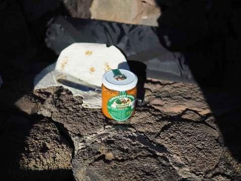 Almogrote, spécialité de l'île de La Gomera, aux Canaries