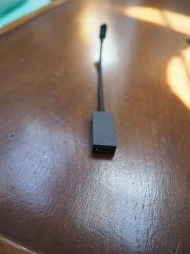 Adapatateur HDMI pour la Microsoft Surface Pro 4