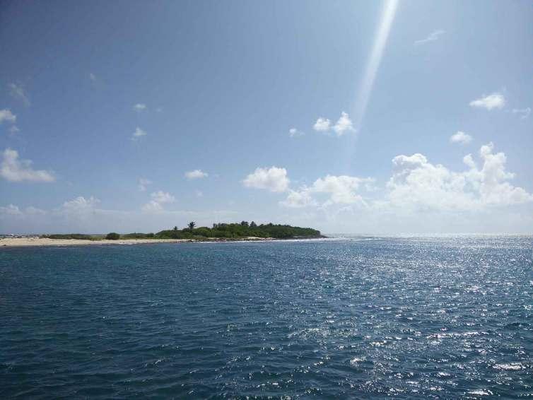 Petit Tabac, l'île de Pirates des Caraïbes !