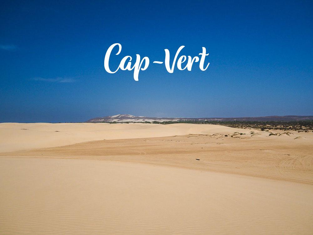 Destination Cap-Vert en voilier.