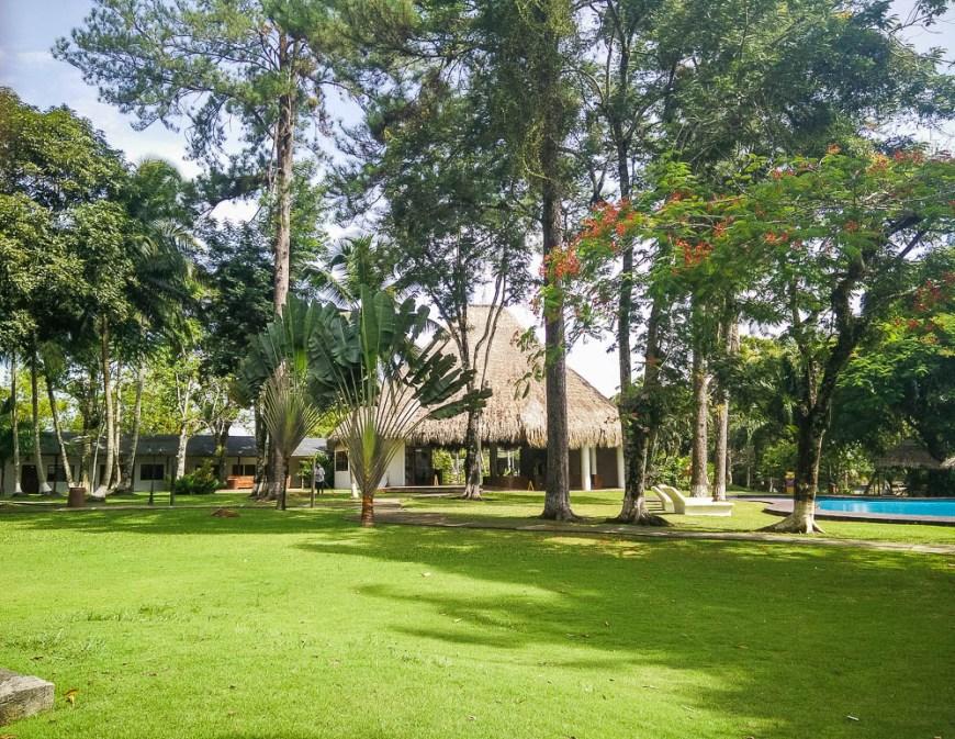 Resort Nana Juana avec sa piscine.