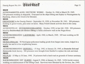 Danzig Report No. 104 Stutthof page 31