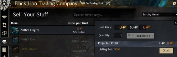 Guild Wars 2: 5 tips for making money on the trading post