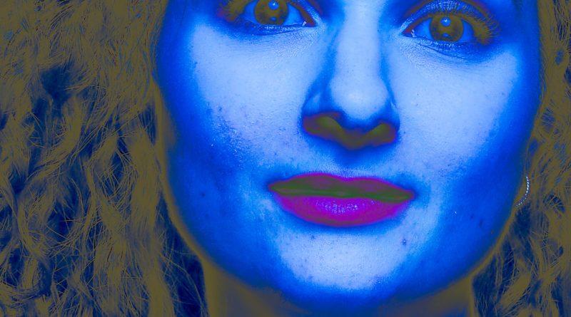 Blue Anna