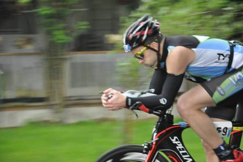 Rainier Duathlon 2014 - Bike