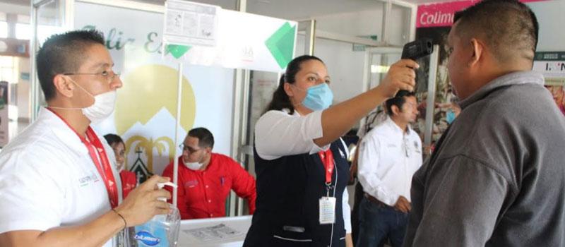 Mantiene Salud vigilancia en el puerto de Manzanillo por Covid-19