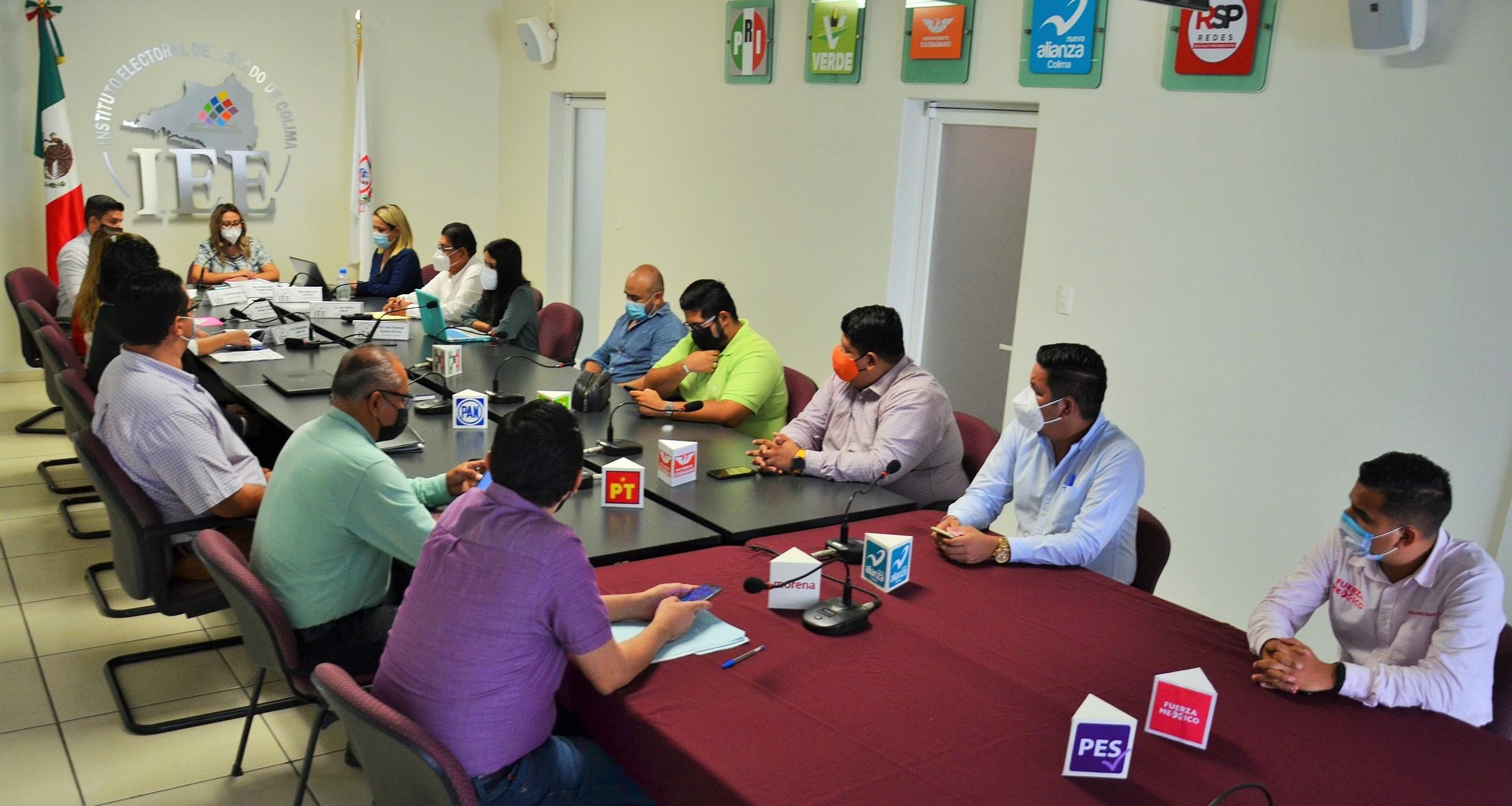 Conoce a los regidores electos en el Estado de Colima