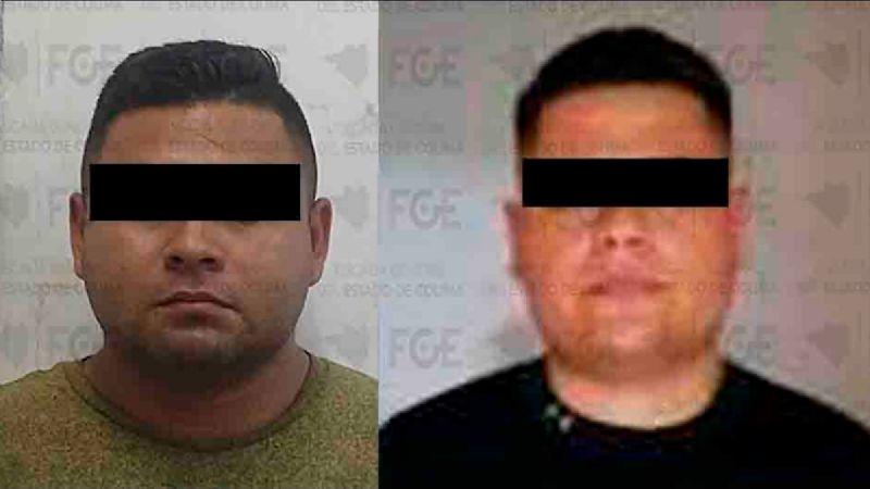 Vinculan a proceso a dos policías de Manzanillo por el feminicidio de Mayra Yazmín
