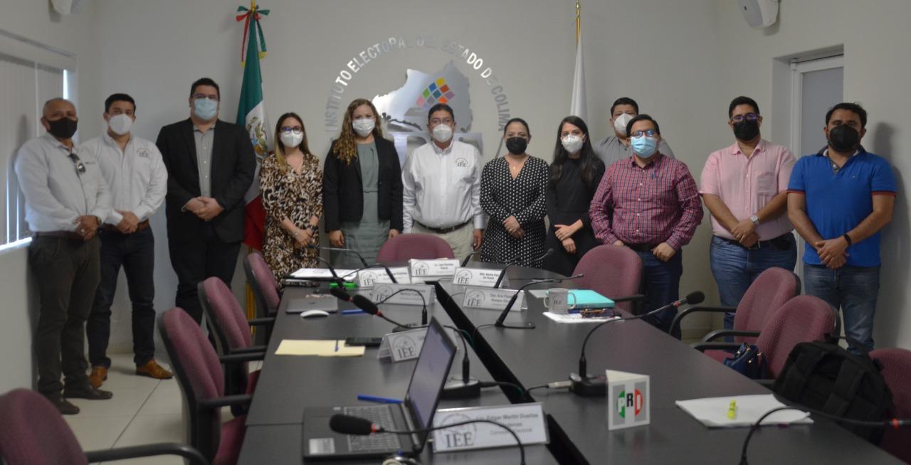 Inicia IEE Colima el Proceso Electoral para elecciones extraordinarias en Tecomán