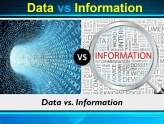data information