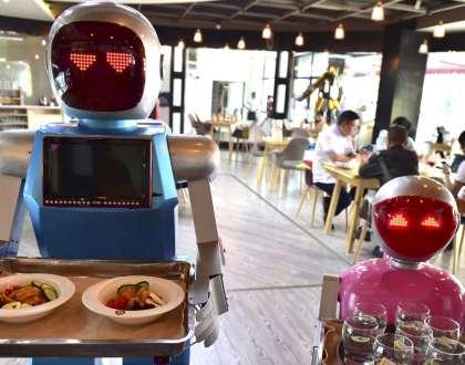 Renstrom robots restaurant tease
