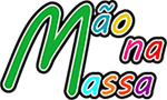 mao na massa logotipo