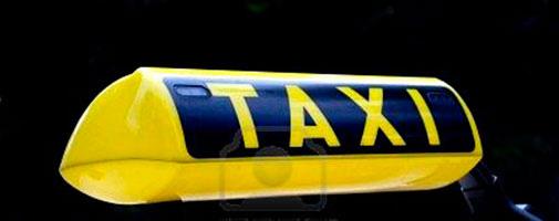 bateria de táxi