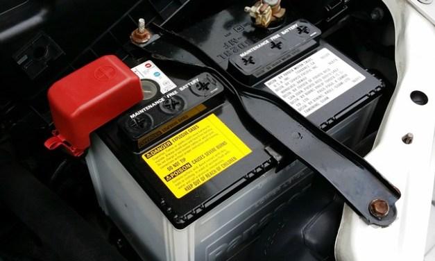 O que é uma bateria de carro