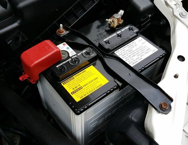 O que é uma bateria de carro?