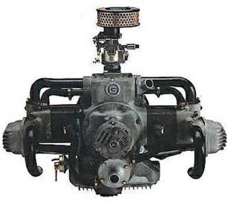 O motor Gurgel!