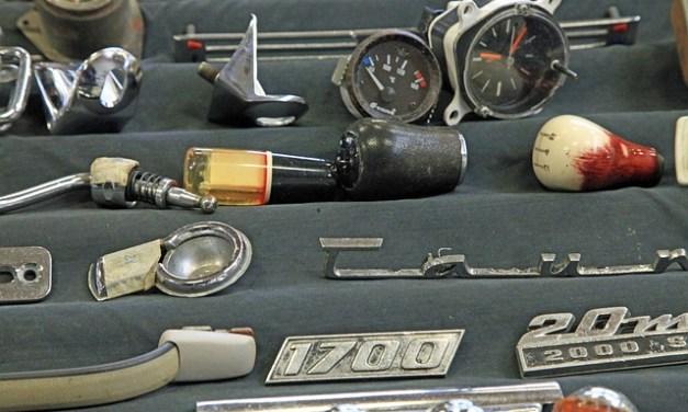 Peças de carro e por quanto tempo a fábrica é obrigada a repor