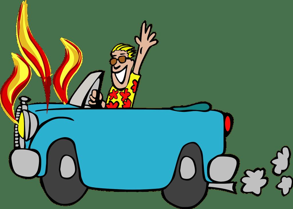 O carro falante e o Motorista ouvinte