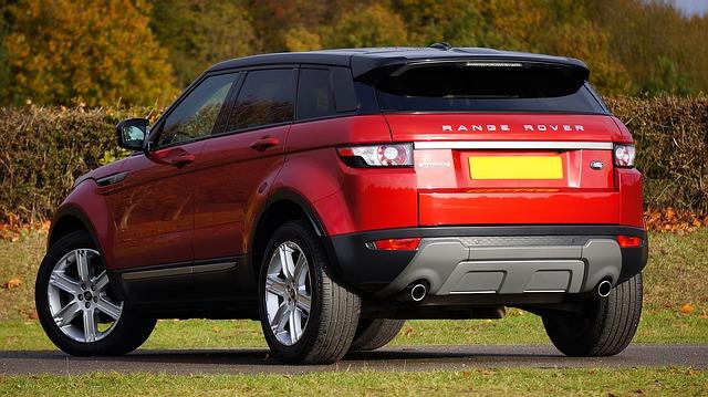 Pane súbita na Land Rover