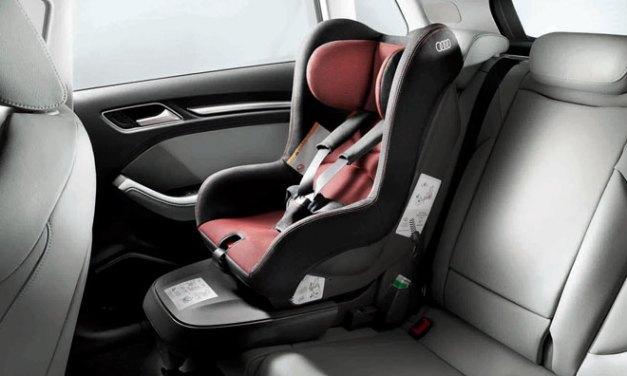 Cadeirinha de bebê – Como transportar crianças corretamente em seu carro