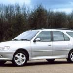 Fusíveis do Peugeot 306