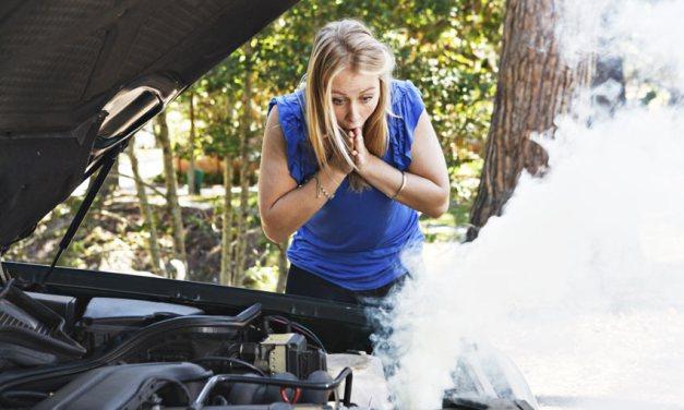 Motor quente – Quando devo me preocupar?