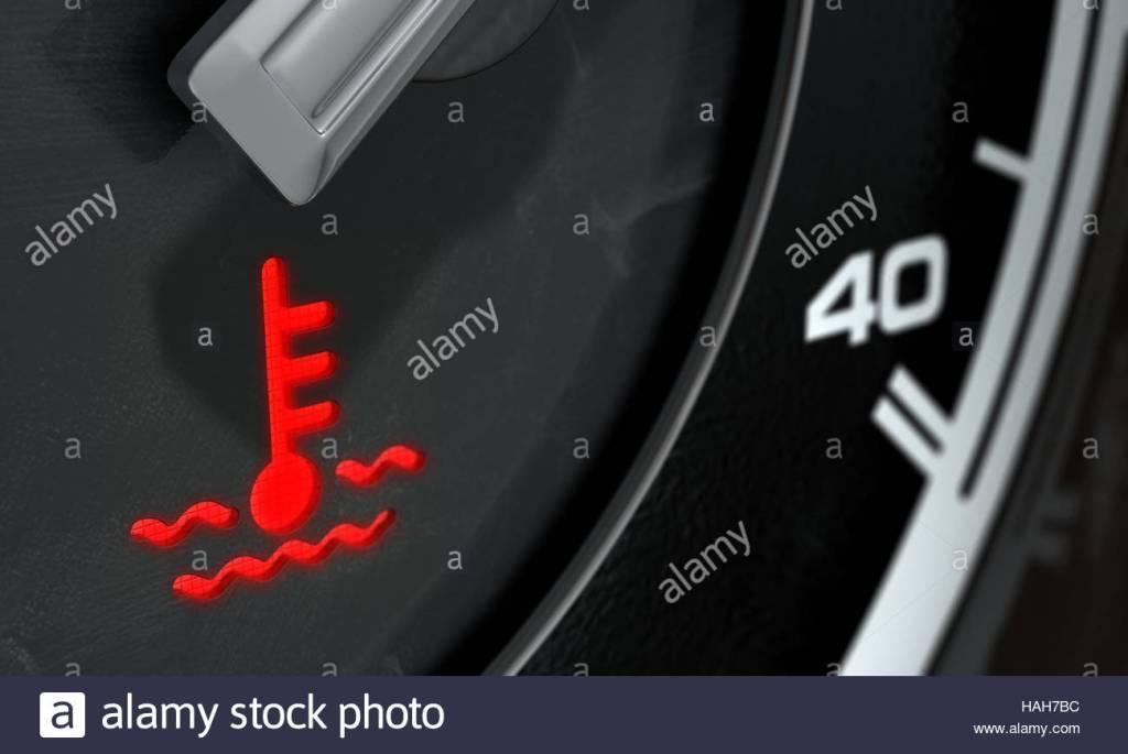 Motor quente - Quando devo me preocupar?