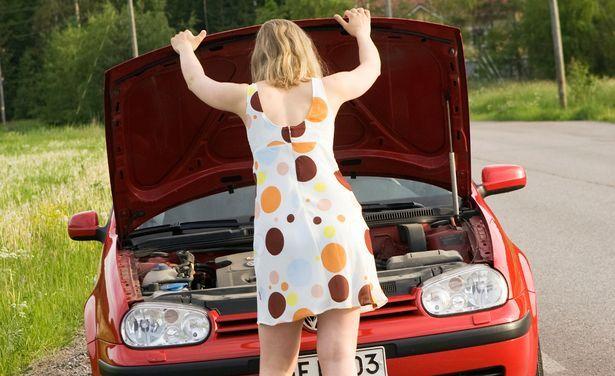 5 coisas que você pode consertar em seu carro