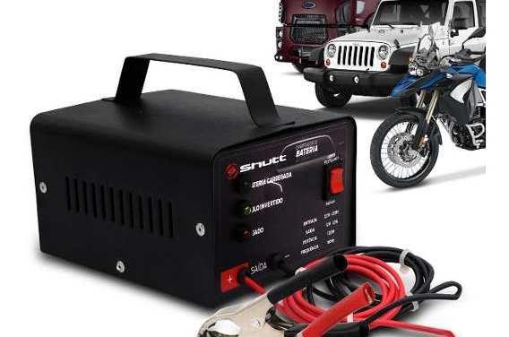 Carregador de bateria – Como escolher?