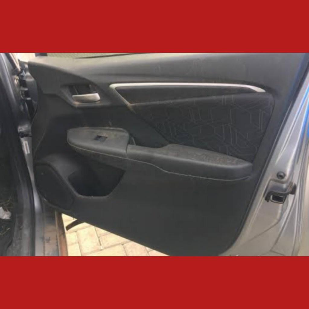Defeito no vidro elétrico do Honda