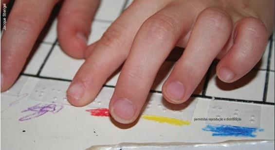 LOUIS BRAILLE, o menino cego que ajudou os cegos do mundo todo a ler!