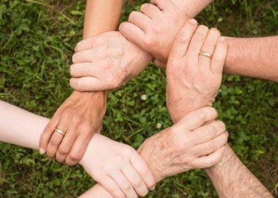 Termo de Adesão para a Rede Mãos Dadas