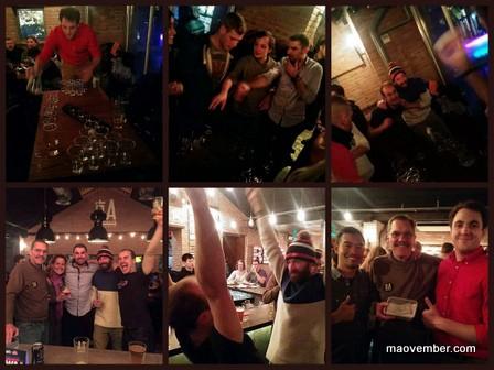 Maovember 2015 beer pong diplomacy and jameson picklebacks at jing-a taproom beijing china.jpg