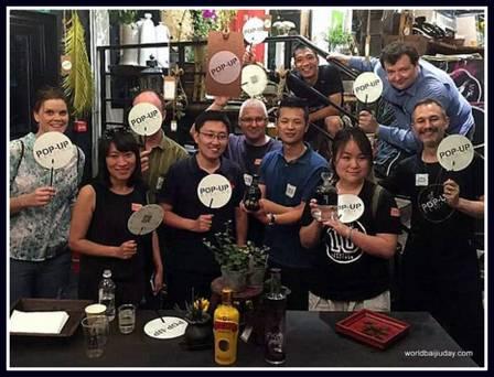 world baijiu day at pop-up beijing with gung ho yimuquan harmony wu ling byejoe taizi