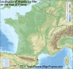 Image result for argeles france