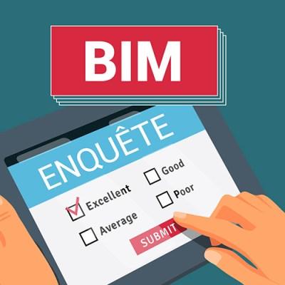 Enquête sur l'appropriation du BIM au sein des agences d'architecture